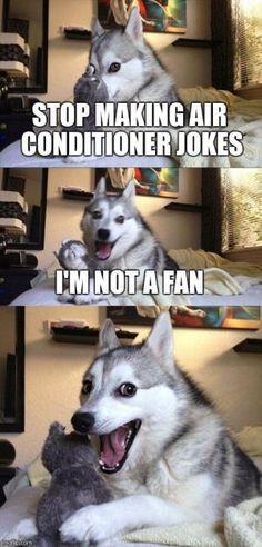 Oh, but we are! | Pass One Hour Heating & Air Conditioning | (618) 997-6471 | www.passonehour.com