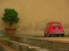Love little cars.
