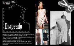 Términos de Moda Inexmoda: corte y confección