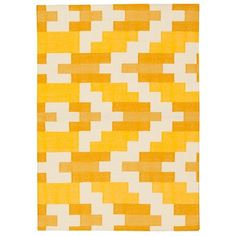 Wadi 2' x 3' Rug in Gold