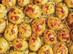 Lemon Roasted Potatoes From 'Maximum Flavor'