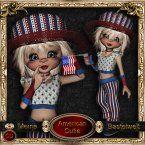 American Cutie [meine Bastelwelt] - $4.00 : LowBudgetScrapping