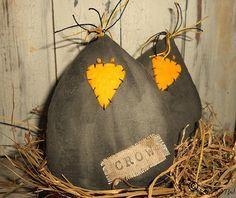 Primitive Carl Crow Bowl FillerTuckFall Prim by harvestmoonprims, $6.00