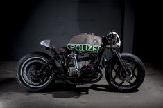 "RocketGarage Cafe Racer: R80 RT Polizia UNO ""P1"""