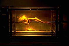 "Tom Forsythe: ""Food Chain Barbie"""