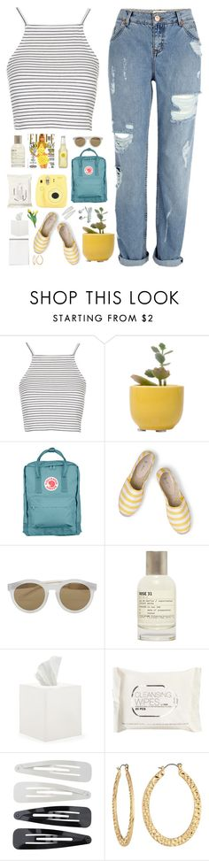 """""""you're sunshine shining down on me"""" by moonlightdreamers ❤ liked on Polyvore featuring Topshop, Dot & Bo, Fjällräven, Fujifilm, Boden, LDNR, Le Labo, Waterworks, H&M and Forever 21"""