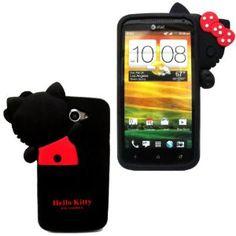 3D Cute Cartoon Soft Silicone Back Case Cover For HTC ... |Htc One X Case Cute