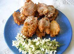 Cum faci cele mai bune gogoși cu flori de salcâm - A. Chicken, Meat, Cubs, Kai