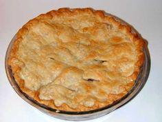 Deep Dish Apple Rhubarb Pie - Diet Recipe http:www.KindleLaptopsEtc.com