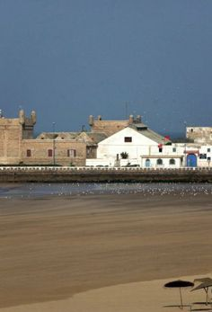 #Spiaggia #Essaouira #smARTraveller Lovely wide quiet beach in Essaouira #Morocco   http://smartraveller.it/2014/04/09/la-storia-antica-di-essaouira