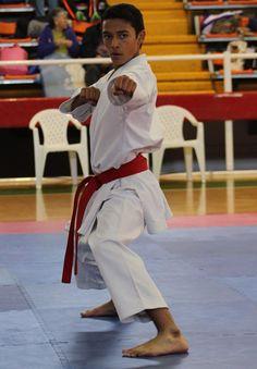 Inició la fiesta deportiva de la Olimpiada Estatal 2017 con las eliminatorias de Karate Do | El Puntero