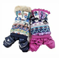 Mangostyle Dog Pet Winter Warm Coat Jacket Pet Puppy Jumpsuit Hoody Snowman Clothes *** To view further, visit now : Christmas Presents for Cats