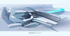 Car Interior Sketch, Interior Rendering, Car Interior Design, Car Design Sketch, Car Sketch, Automotive Design, Interior Architecture, Futuristic Technology, Car Images