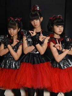 Japan's Babymetal create new musical genre