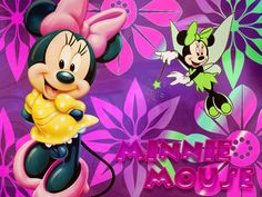 Mickey & Minnie Mouse | Disney..Mickey e Minnie Mouse!!!