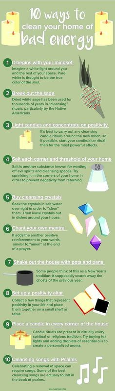 How To Clear Your Home of Bad Energy - - Learn how to clear away negativity in the home using these ten ancient spiritual techniques. Chakras, Diy Horse, Watercolor Wall, How To Dry Sage, Feng Shui Tips, Meditation Space, Spiritual Meditation, Mind Body Soul, Book Of Shadows