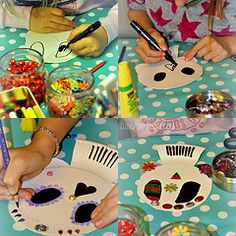 calaveras Art For Kids, Crafts For Kids, Arts And Crafts, Diy Crafts, Halloween Class Party, Halloween Projects, Art Lessons, Spanish Lessons, Day Of The Dead Art