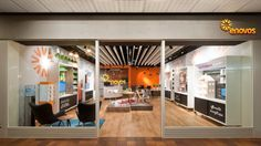 Enovos store by ppm, Luxembourg » Retail Design Blog