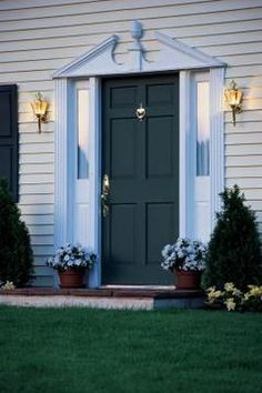 how to replace sidelight door inserts