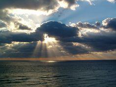Sunrise in Boca Raton, Florida