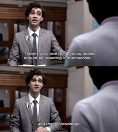 Nathan <3 the best part of misfits