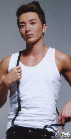 Super Junior Lee Teuk - Harper's Bazaar Magazine September Issue '12