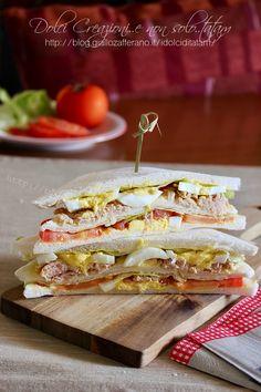 Panini Sandwiches, Toast Sandwich, I Love Pizza, Bento Recipes, Antipasto, Summer Recipes, Buffet, Finger Foods, Italian Recipes