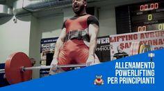 Allenamento Powerlifting Principianti | RPE, Percentuali, Volume, Intens...