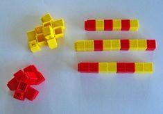 Math Work- how many patterns can you make with 2 colours? Maths Eyfs, Preschool Math, Kindergarten Math, Teaching Math, Math Activities, Teaching Ideas, First Grade Math, Grade 1, Math Patterns