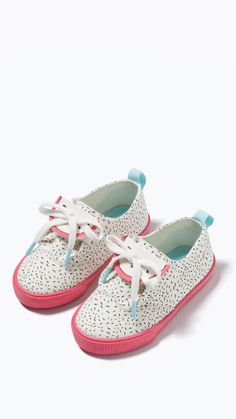 Zara baby girl shoes