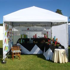 Craft show fair booth ideas