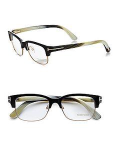 c9f3b9755f8 Tom Ford Eyewear - 5307 Clubmaster Optical Frames