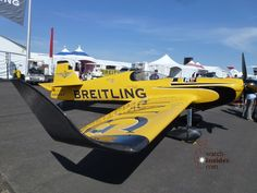 Live from #RenoAirRaces with Nigel Lamb of Red Bull Air Race and #Breitling