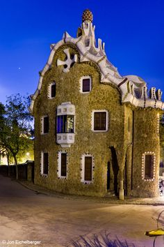 Travel Barcelona:  Top Tourist Attractions and Best Tapas - Park Guell