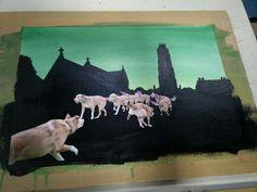Art exam piece 3