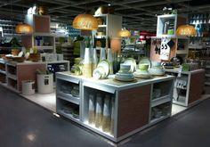 Wembley Ikea Market Hall Programme by Jo Bradbury, via Behance