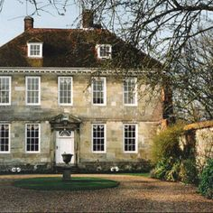 CURB APPEAL – English country manor