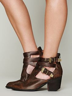 Free People Overholt Ankle Boot