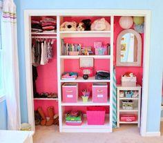Organizing Made Fun: 31 Days of Spontaneous Organizing - Day #6: Closet Shelves