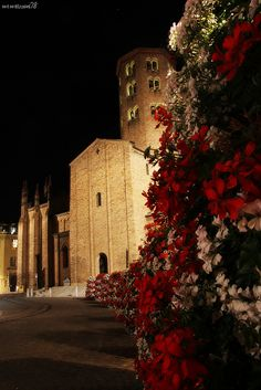 PIACENZA - Piazza Sant'Antonino by night by massimo mazzoni on 500px