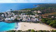 """Strand """"Cala Marcal"""" bei Felanitx im Osten von Mallorca"""