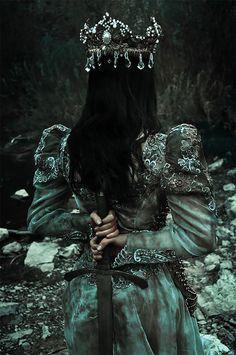 Slavic Pagan gods in beautiful photoshoot Crown Aesthetic, Queen Aesthetic, Princess Aesthetic, Pagan Poetry, Dark Fairytale, Dark Princess, Pagan Gods, Slytherin Aesthetic, Dark Queen
