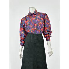 25% OFF - Vintage Baroque Print Floral Blouse - 80s Blouse - Secretary Blouse - Long Sleeve Button Up Colorful Blouse - Floral Print Blouse - 1980s Blouse (Medium-Size 10)  #vintage #shopping #clothing #clothes #blouse #blouses #shirt #shirts #top #tops #vintageclothing #fashion #vintagefashion #style #vintagestyle #baroque #floralblouse #floralprint #80s #80sblouse #1980s #1980sblouse #secretary #color #dresshirt #90sblouse #1990sblouse #vintageshop