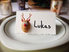 Tischkärtchen, Namensschilder