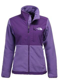 Best The North Face Denali Fleece Lion Purple Women Jackets free shipping  In stock -  70 da7529dc04b0