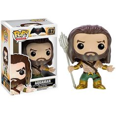 BATMAN VS SUPERMAN – AQUAMAN – FUNKO POP! VINYL FIGURE