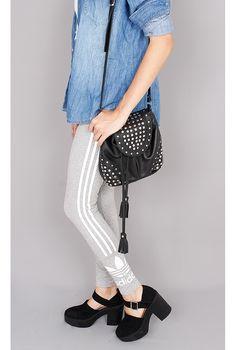 Calça Adidas Legging 3 Stripes - fashioncloset