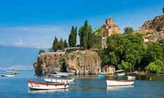 Off the beaten path: Republic of Macedonia, Lake Ohrid (Guardian's list of overlooked Euro vacay towns)