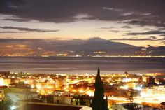 view from Reggio Calabria... any Calabresi here