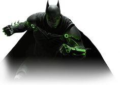 Batman - Injustice 2 - png